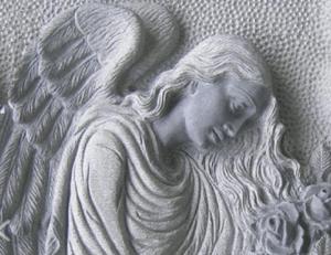 Detalle-Virgen-relieve-Mármoles-Sánchez-Cazorla