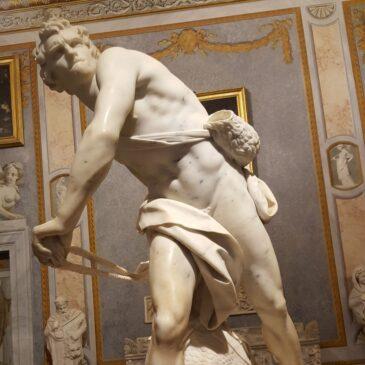 Visita a la Galería Borghese, Roma