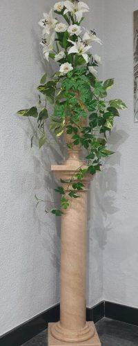 Columna-marmol-Mármoles-Sánchez-Cazorla