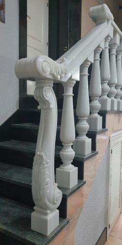 Escaleras-marmol-Mármoles-Sánchez-Cazorla