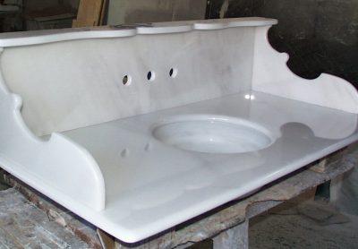 Encimera-baño-Mármoles-Sánchez-Cazorla